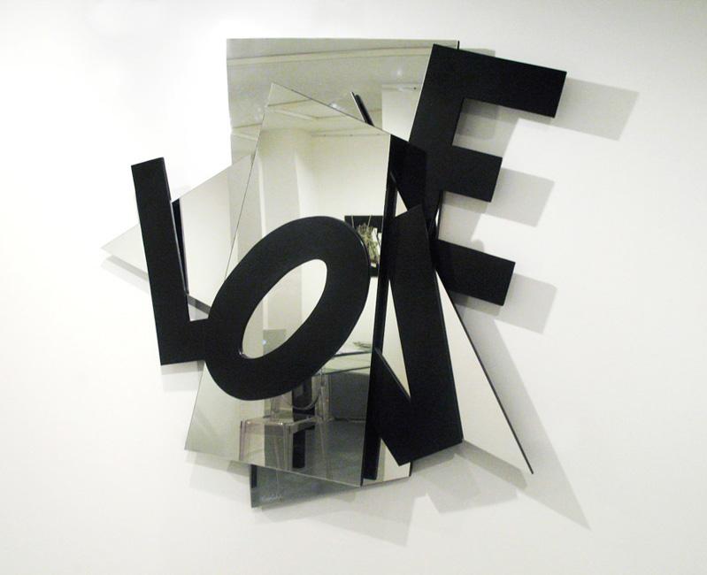 amour, Love, oeuvre miroir, Taride
