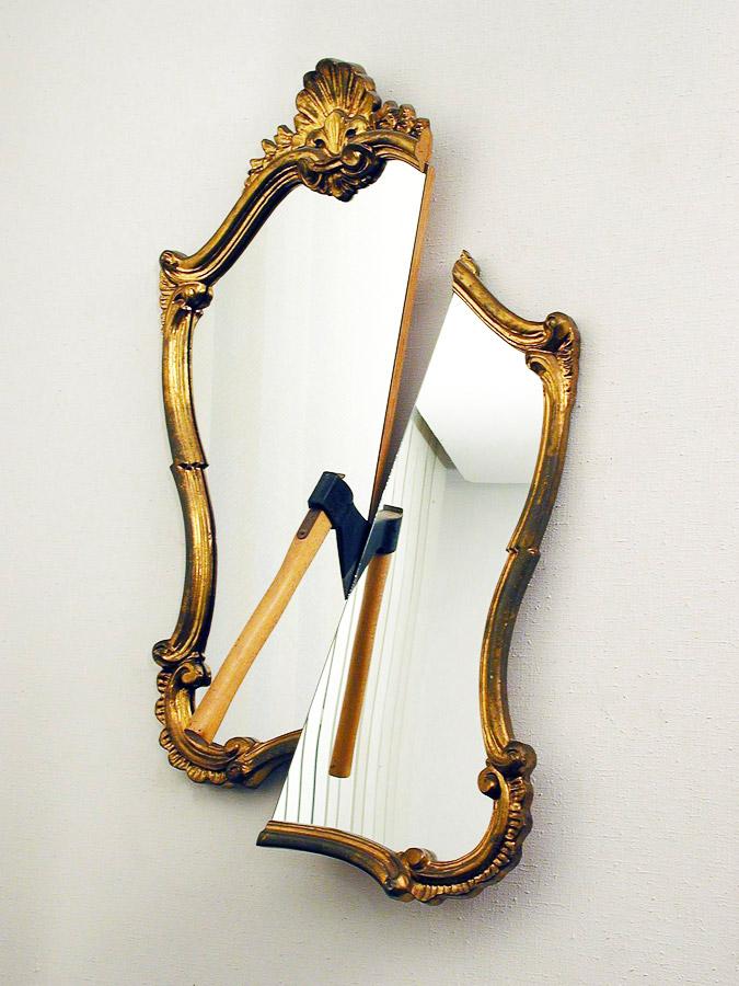 Nouveau réalisme, sculpteur, reflets de soi, Artiste