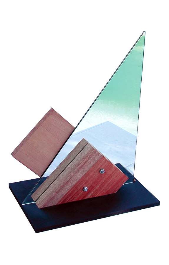 Sculpture, Miroir, constructivisme,